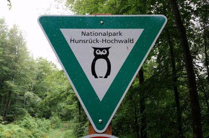 Wegweisungsplanung im Nationalpark Hunsrück-Hochwald